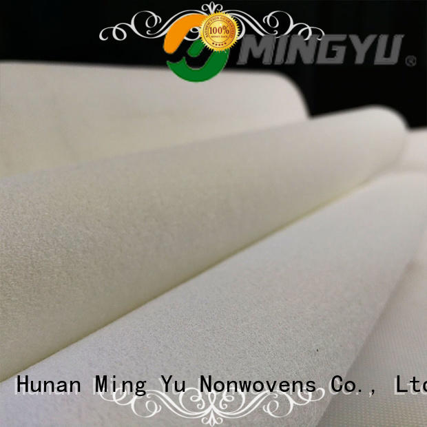 Ming Yu nonwoven needle punched non woven fabric needle for handbag