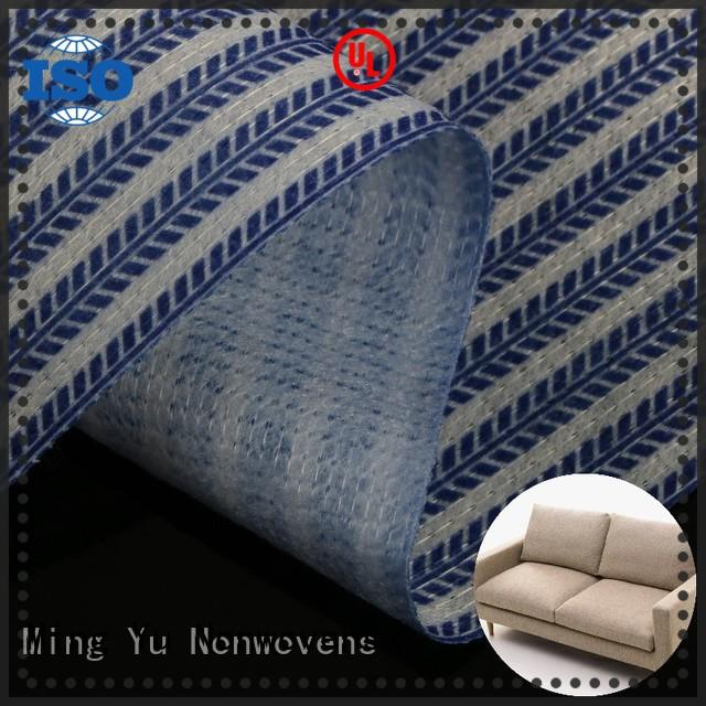 Ming Yu Wholesale stitch bonded nonwoven fabric factory for storage
