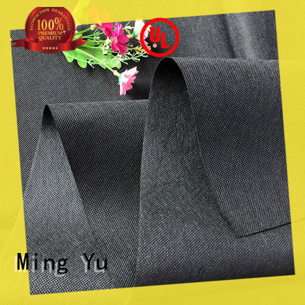 Ming Yu landscape geotextile fabric manufacturers for package