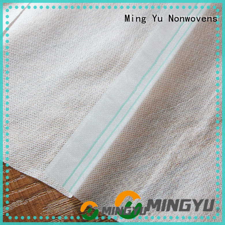 Ming Yu fabric ground cover fabric cold for handbag