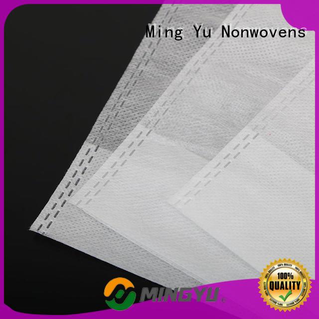 Ming Yu agricultural bulk landscape fabric spunbond for home textile