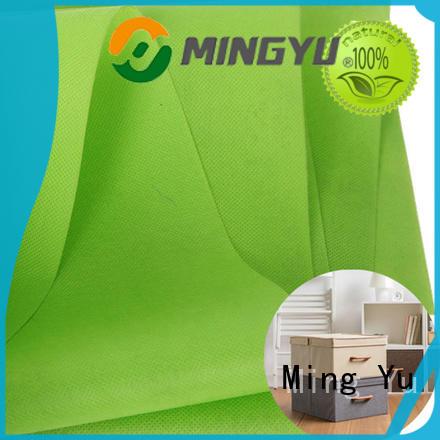 moistureproof pp spunbond nonwoven fabric fabric rolls for handbag