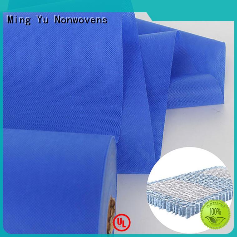 Ming Yu recyclable spunbond nonwoven fabric handbag for handbag