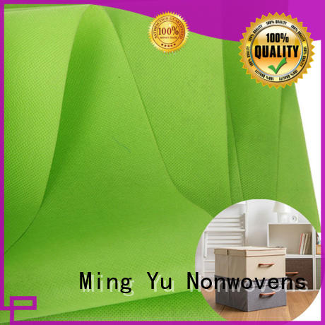 Ming Yu moistureproof spunbond fabric handbag for handbag