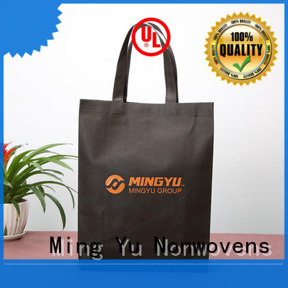 Ming Yu quality non woven tote bag spunbond for handbag