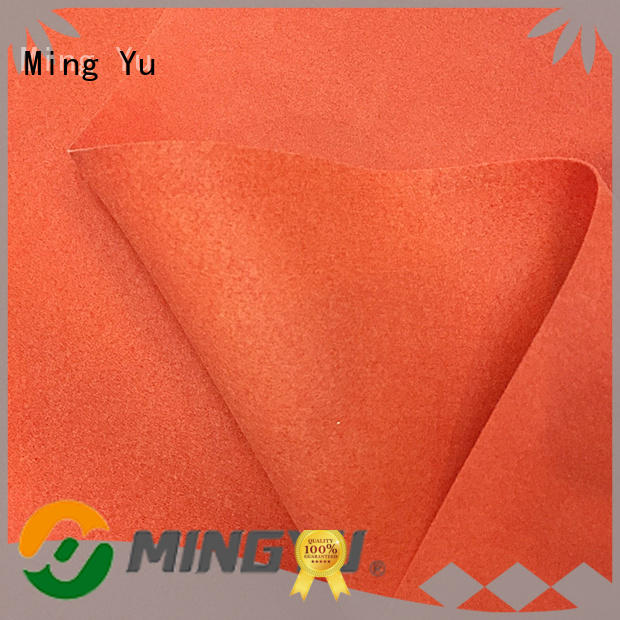 Ming Yu random polyester felt sale for home textile