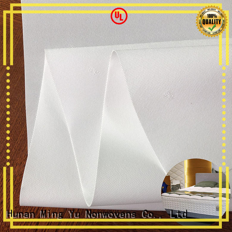 Ming Yu wide spunbond nonwoven fabric handbag for home textile