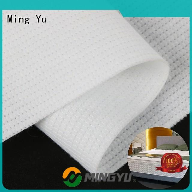 Latest stitchbond polyester fabric fabric Supply for home textile
