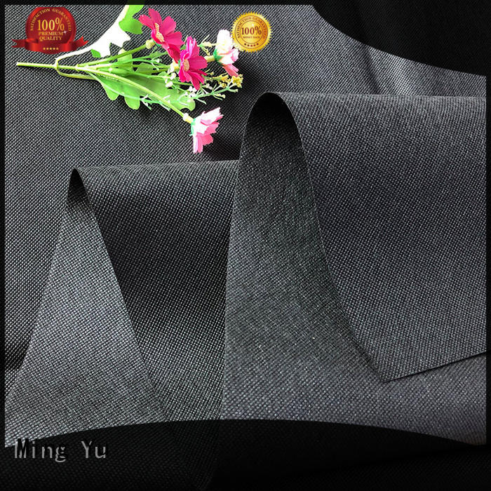 Ming Yu proofing non woven geotextile fabric protection for handbag