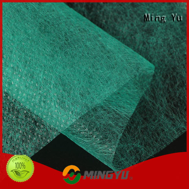 Ming Yu proofing non woven geotextile fabric polypropylene for bag