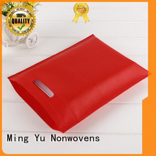 Ming Yu many non woven tote bag spunbond for bag