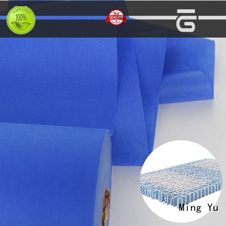 recyclable non woven polypropylene rolls for storage Ming Yu