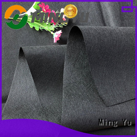 Ming Yu nonwoven agricultural fabric geotextile for home textile