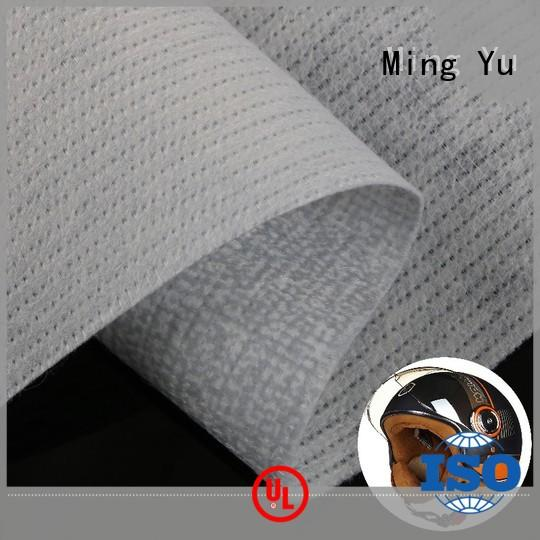 Ming Yu Custom stitchbond polyester fabric factory for home textile