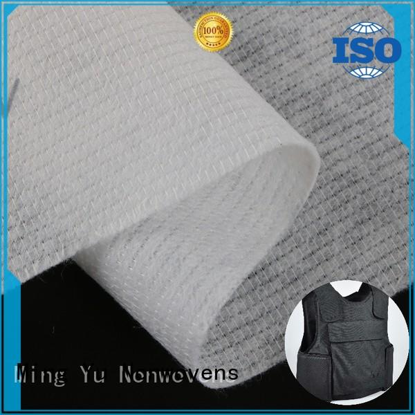 Ming Yu nonwoven stitch bonded nonwoven fabric stitchbond for bag