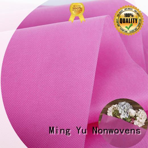 moistureproof non woven polypropylene fabric woven nonwoven for bag