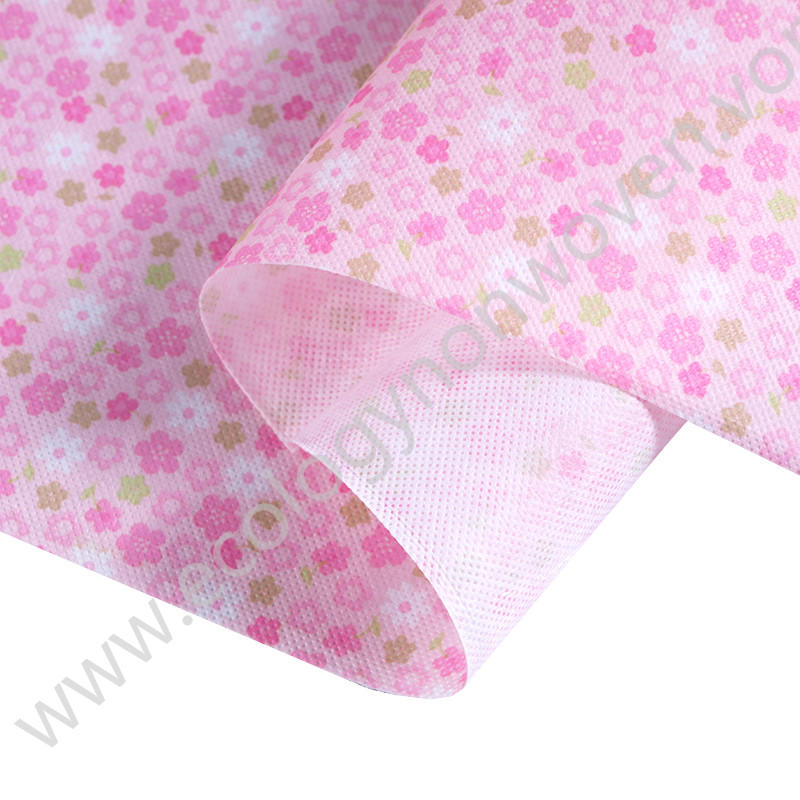 Customizable Printed Polypropylene Spunbond Nonwoven Fabric Manufacturer