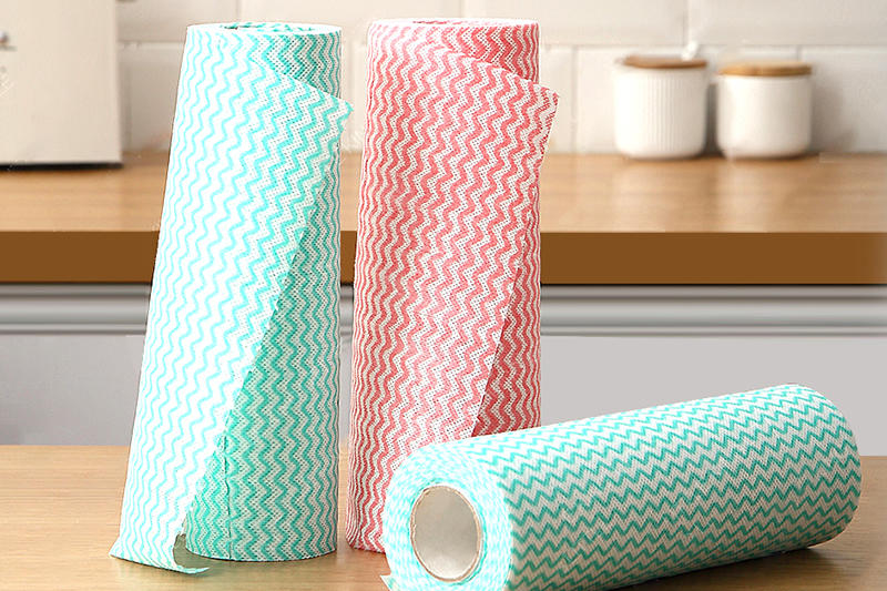 Kitchen disposable lazy universal cloth