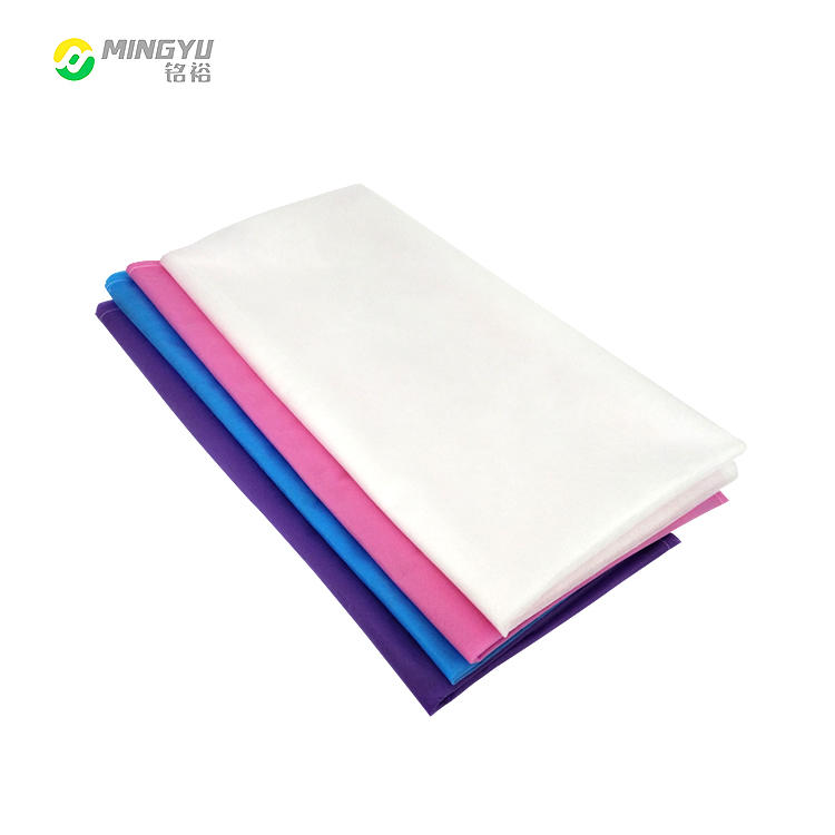 Non-woven material disposable medical bed sheets are suitable for hospital beauty salons and nursing homes
