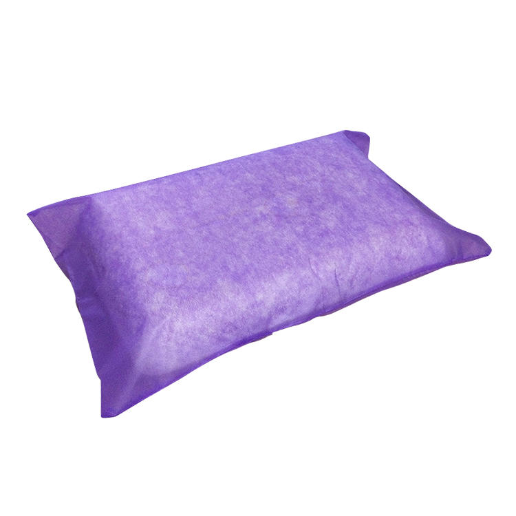 Non-woven fabric material disposable medical pillow case suitable for hospital beauty salon nursing home