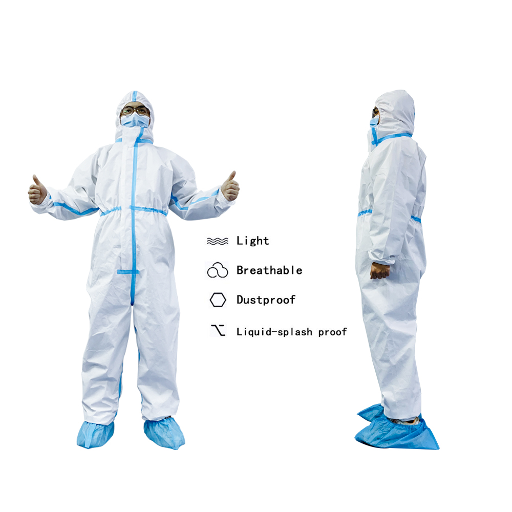 Ming Yu disposable protective suit company for adult-2