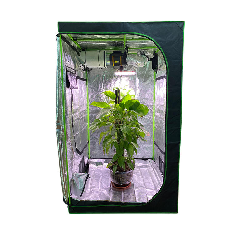 Best seller customized small cheap hydroponic led light large grow tent complete kit for indoor garden greenhouse