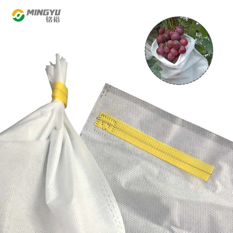 Agriculture nonwoven grape fruit protection bags nonwoven fabric