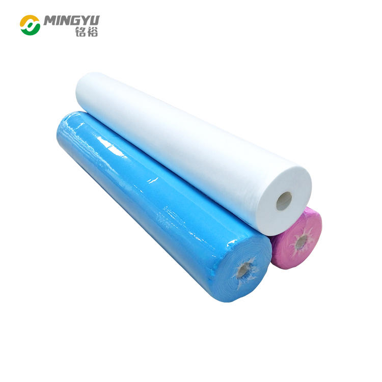 Disposable nonwoven bed sheets nonwoven fabric
