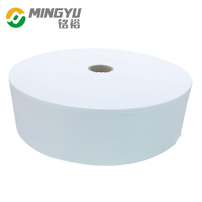 Wholesale purchase certified pfe99 bfe99 spunbond meltblown nonwoven fabric for hospital