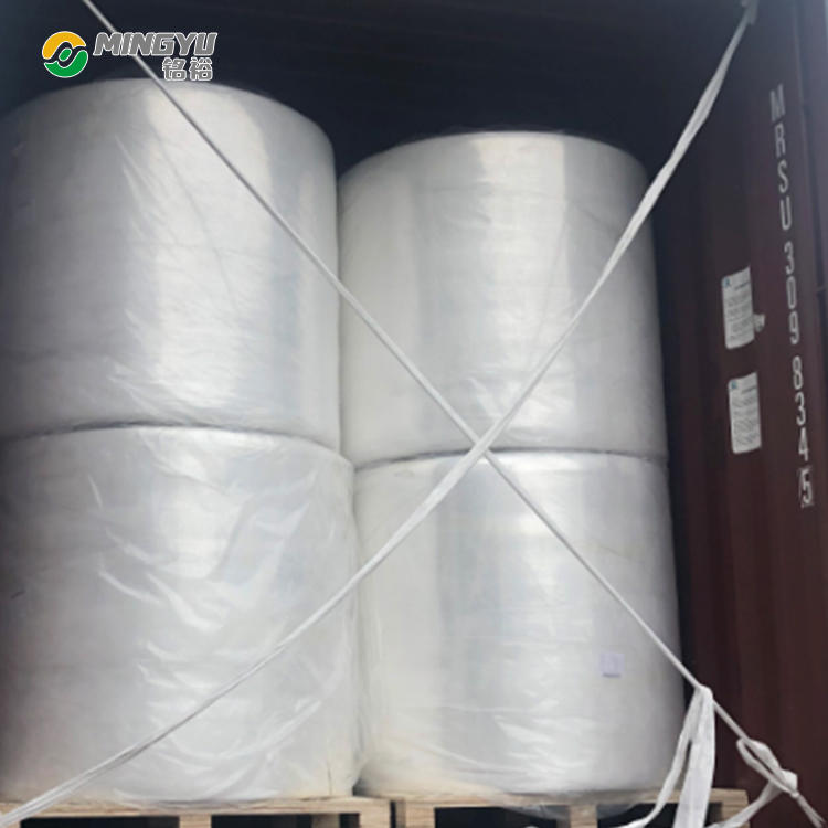 Disposable towels rolls spunlace nonwoven fabric for wet wipes
