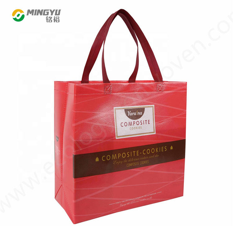 Ecologic bag fiber foldable shopping bag