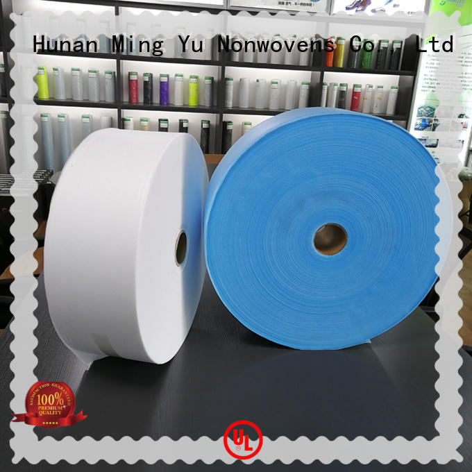 Ming Yu face mask material manufacturers for adult