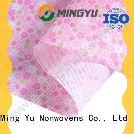 Ming Yu High-quality spunbond fabric Suppliers for package