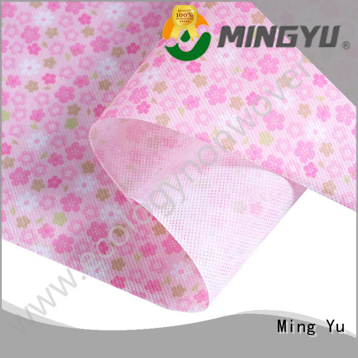 Ming Yu handbag spunbond nonwoven fabric rolls for package