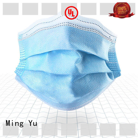 Latest face mask material manufacturers for hospital