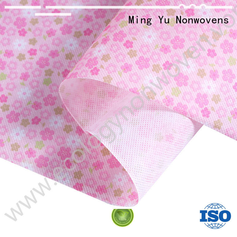 recyclable pp non woven nonwoven handbag for package