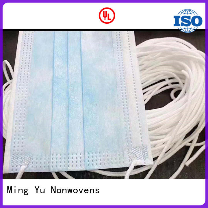 Ming Yu Top face mask material factory for medical