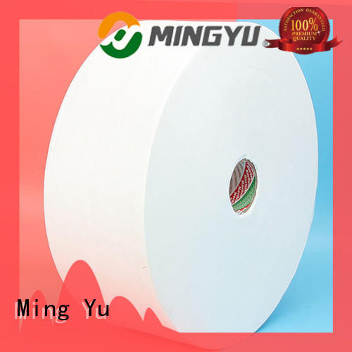 Ming Yu roll spunbond nonwoven for business for bag