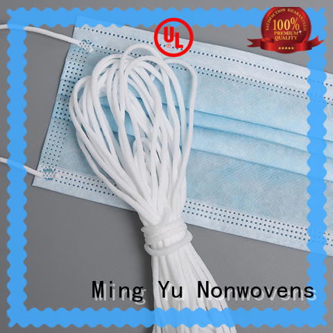Ming Yu face mask material company for hospital
